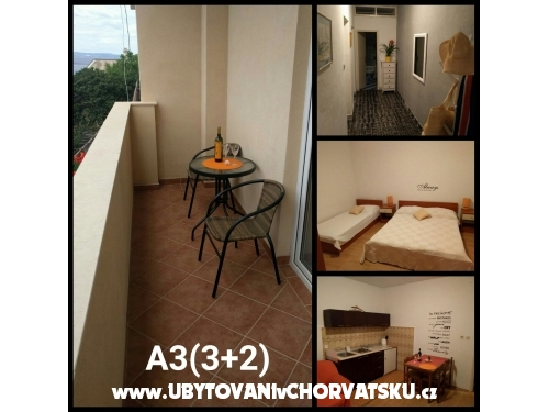 Apartmani Martinovka - Podgora Hrvatska