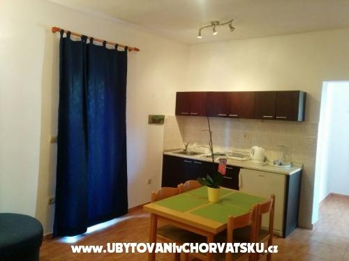 Apartamenty Martinovka - Podgora Chorwacja