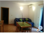 Appartements Martinovka - Podgora Kroatien