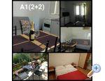 Apartmaji Martinovka - Podgora Hrvaška