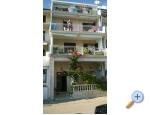 Appartements Mia - Podgora Kroatien