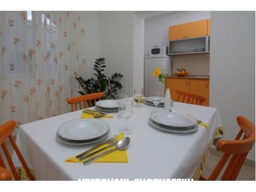 Apartmanok Mila - Podgora Horvátország