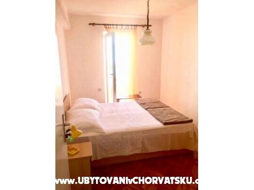 Apartmány Mladenka - Podgora Chorvátsko