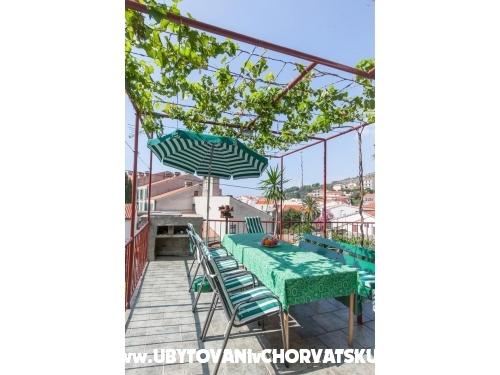Apartmány Nataša - Podgora Chorvatsko