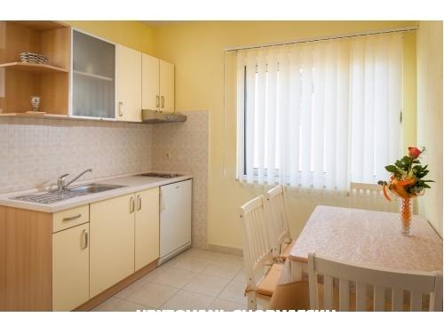 Apartmány Nola/Klemić - Podgora Chorvátsko
