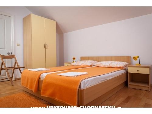 Apartmány Nola/Klemić - Podgora Chorvatsko