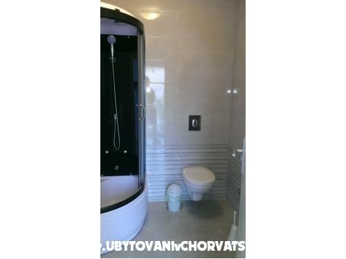 Apartmanok Pivac - Podgora Horvátország