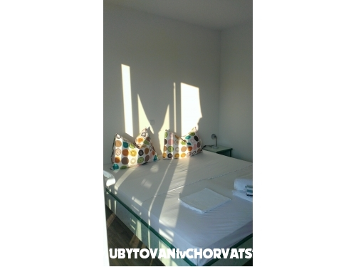 Apartmány Pivac - Podgora Chorvatsko