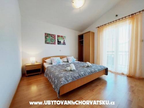 Appartements Sapunarić Podgora - Podgora Croatie