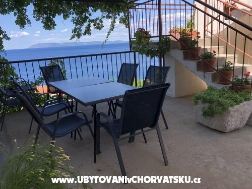 Apartmány Sumić - Podgora Chorvatsko