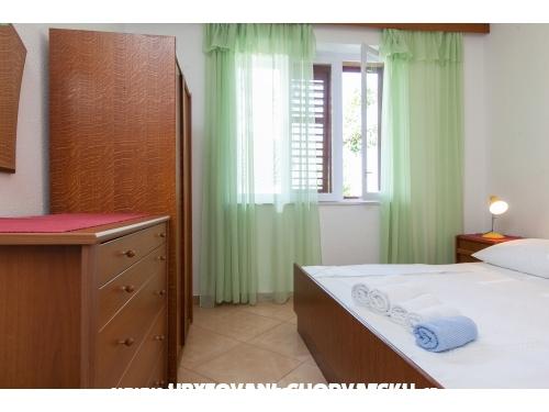 Apartmaji TRI cvita - Podgora Hrvaška