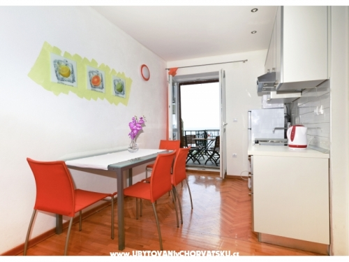 Apartmanok Val - Podgora Horvátország