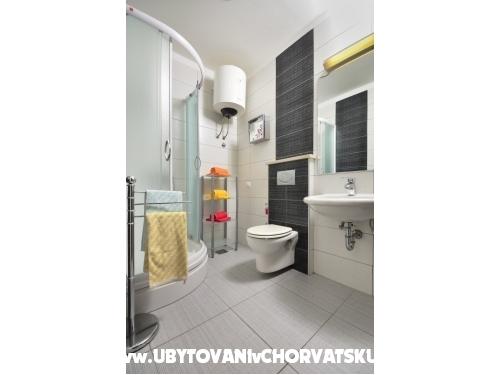 Apartmány Val - Podgora Chorvátsko