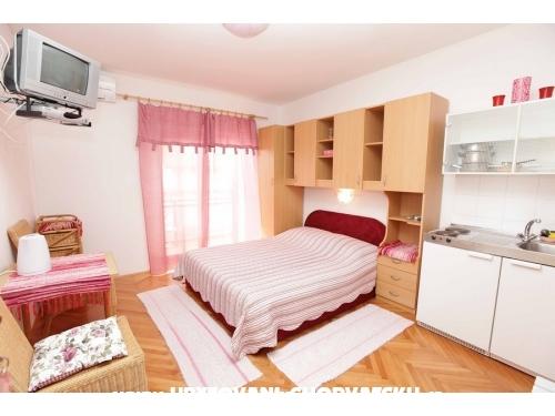 Apartmány Vela - Podgora Chorvatsko