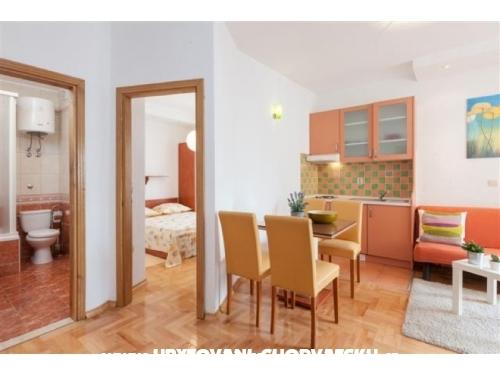 Apartmány Villa Spomenka - Podgora Chorvátsko