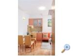 Appartements Villa Spomenka - Podgora Kroatien