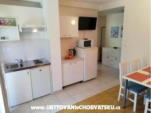 Apartments Zubac - Podgora Croatia