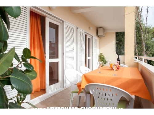 Apartments Ane - Podgora Croatia