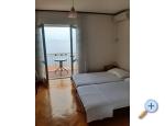 Appartements Iva - Podgora Kroatien