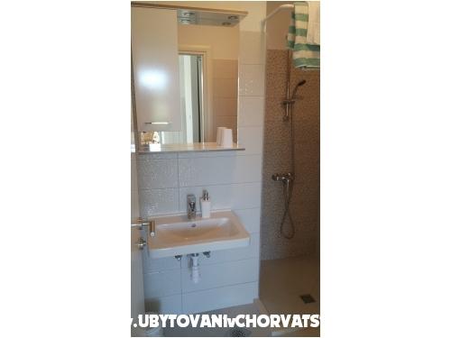 Appartements Drage - Podgora Croatie