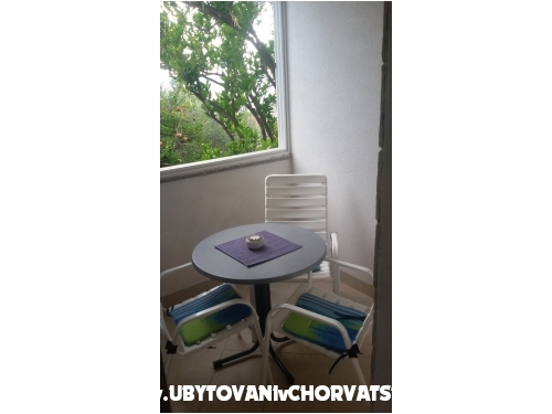Apartmaji ANTE - Podgora Hrvaška