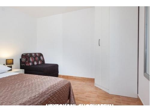 Apartmani Ljubica - Podgora Hrvatska