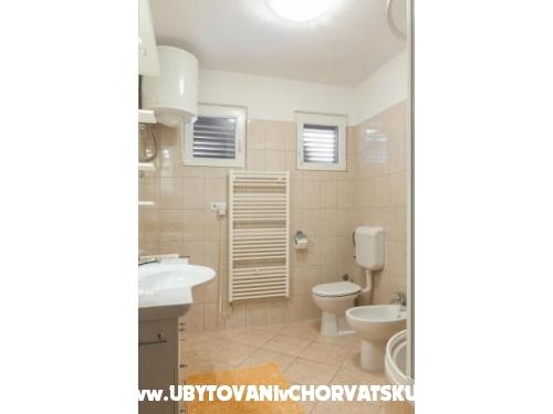Apartmány Ljubica - Podgora Chorvatsko