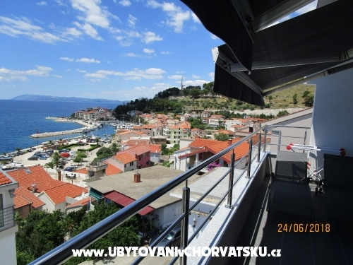 Apartments Marinovic - Podgora Croatia