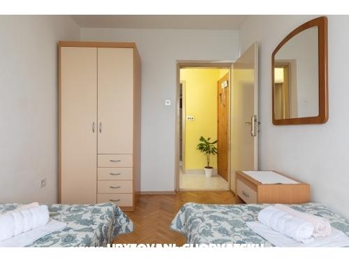 Apartmaji Milica - Podgora Hrvaška