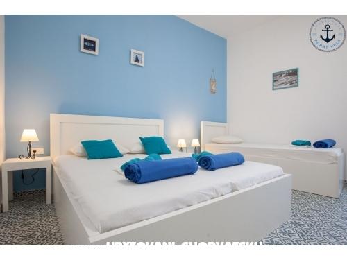 Apartmanok Porat Vela - Podgora Horvátország