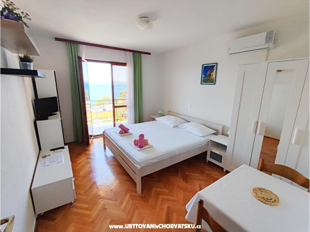 Appartements Slaven - Podgora Croatie