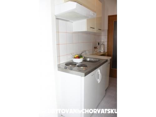 апартаменты Slaven - Podgora Хорватия