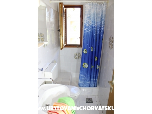 Apartmány Slaven - Podgora Chorvatsko