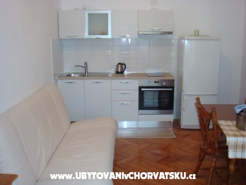 Apartmány Šunde Podgora - Podgora Chorvátsko