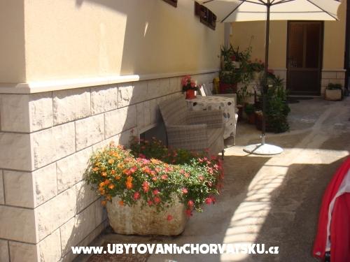 Apartmány Šunde Podgora - Podgora Chorvatsko