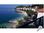 Beachfront Apartmani Sinajko - Podgora Hrvatska