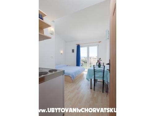 Apartmaji Borić - Podgora - Podgora Hrvaška