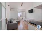 Appartements Borić - Podgora - Podgora Kroatien