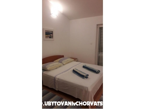 Luka Kokić Apartmány - Podgora Chorvatsko