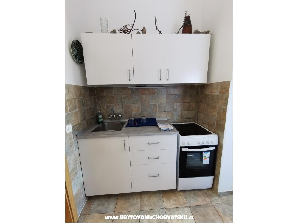 Olga apartmani - Podgora Horvátország