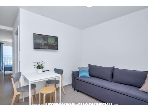 Rako Apartmaji Marilka - Podgora Hrvaška
