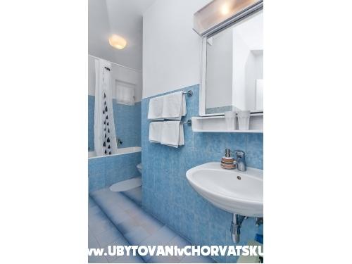 Rako Apartmány Marilka - Podgora Chorvatsko