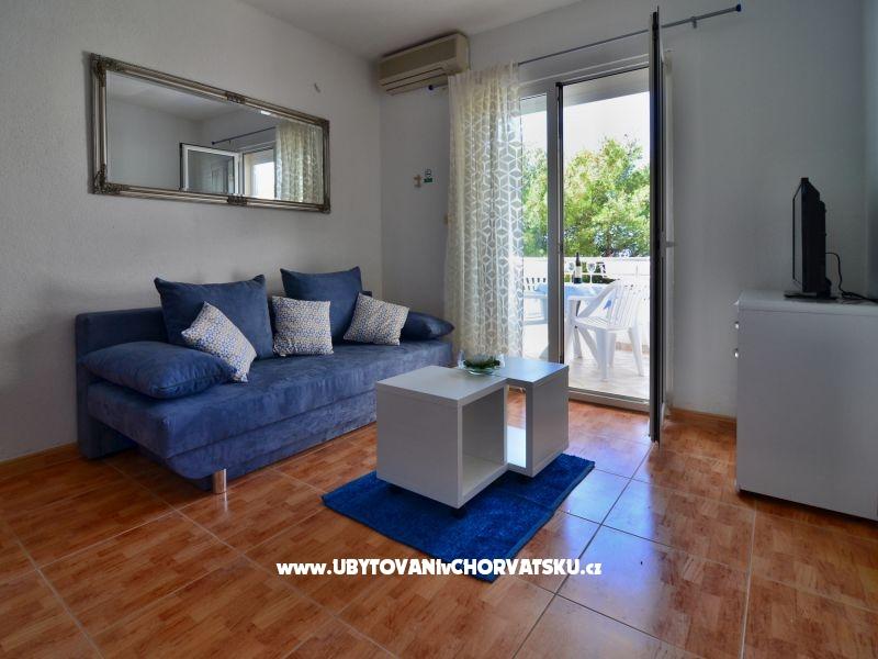 Villa Tila Dranice Podgora Croatia Dranice Accommodation