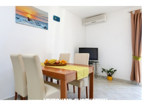 Appartements Aljinovic - Podstrana Croatie