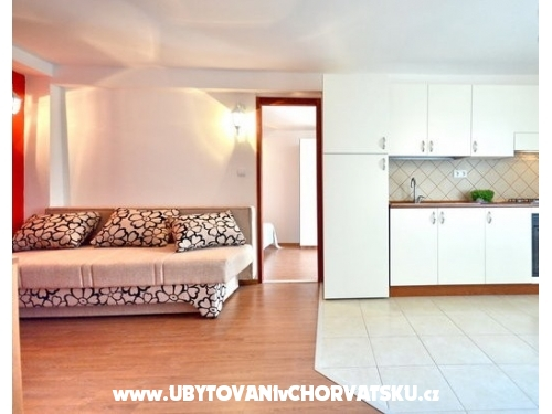Appartement Čulić - Podstrana Croatie
