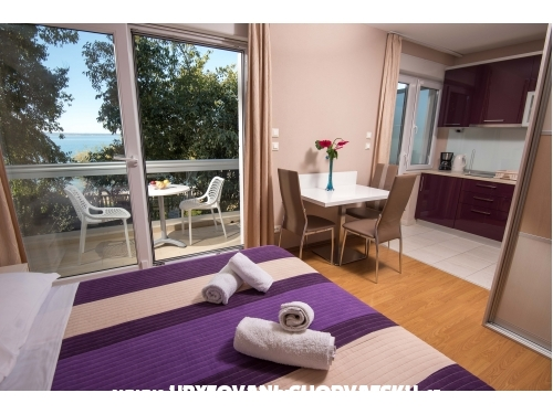 Appartements Vlasic - Podstrana Croatie