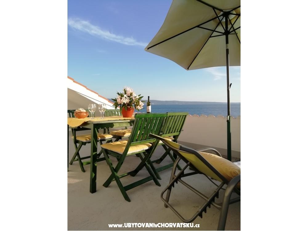 Apartmán Villa ZEN - Podstrana Chorvatsko