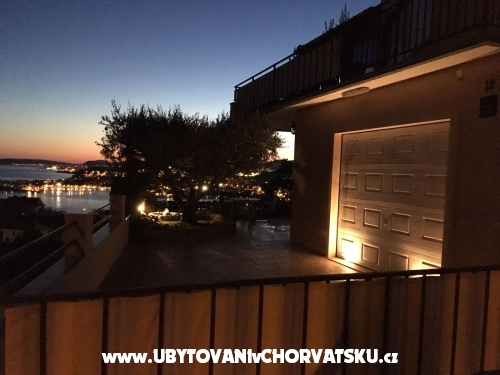Apartmán Panorama - Podstrana Chorvatsko