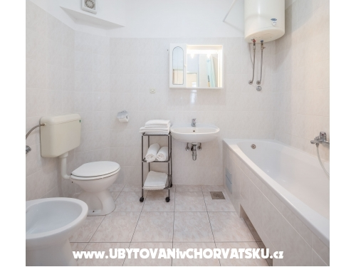 Appartement Zdravka - Podstrana Croatie