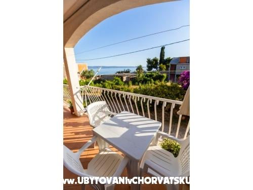 Apartmaji Bašković - Podstrana Hrvaška